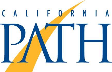 UC Berkeley PATH Logo